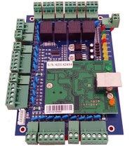 Tcp/Ip Vier Deur Toegangscontrole, network Access Control Board Voor Access Systeem/Tijdregistratie Ondersteuning Rfid Qr Reader Sn: L04