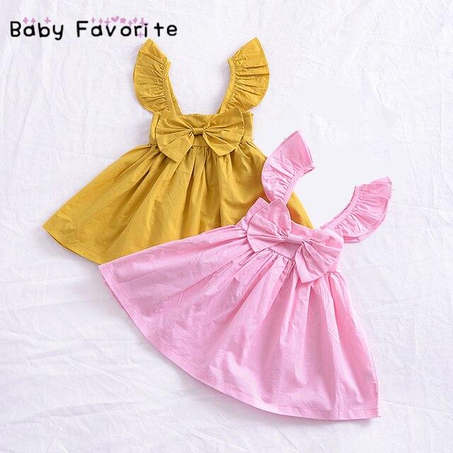 3fae79f47863 Baby Favorite Girl Summer First Birthday Party Dress Newborn Infant ...
