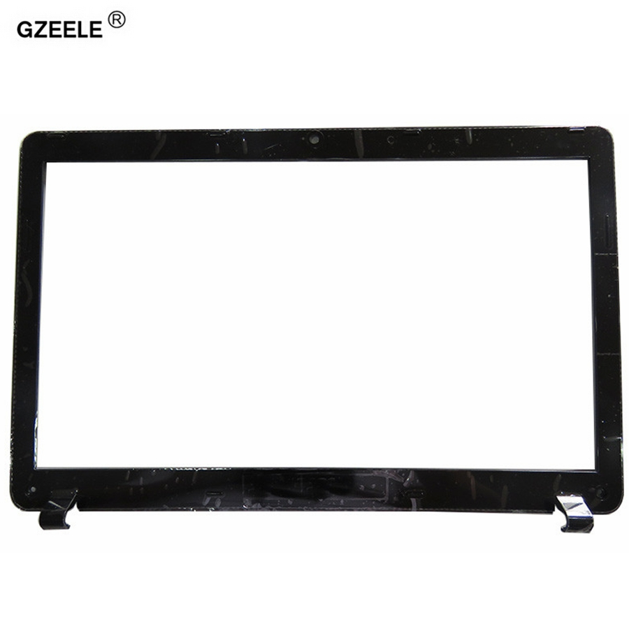 GZEELE NEW For Acer Aspire E1-571 E1-571G E1-521 E1-531 E1-531G 15.6 LCD Front Panel Screen Frame Display Bezel Case AP0PI000800