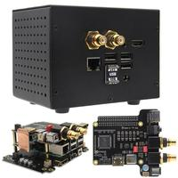 X4000K HIFI HDMI Audio Mini PC DIY Kits Compatible For Raspberry Pi 3 Mode B 2B