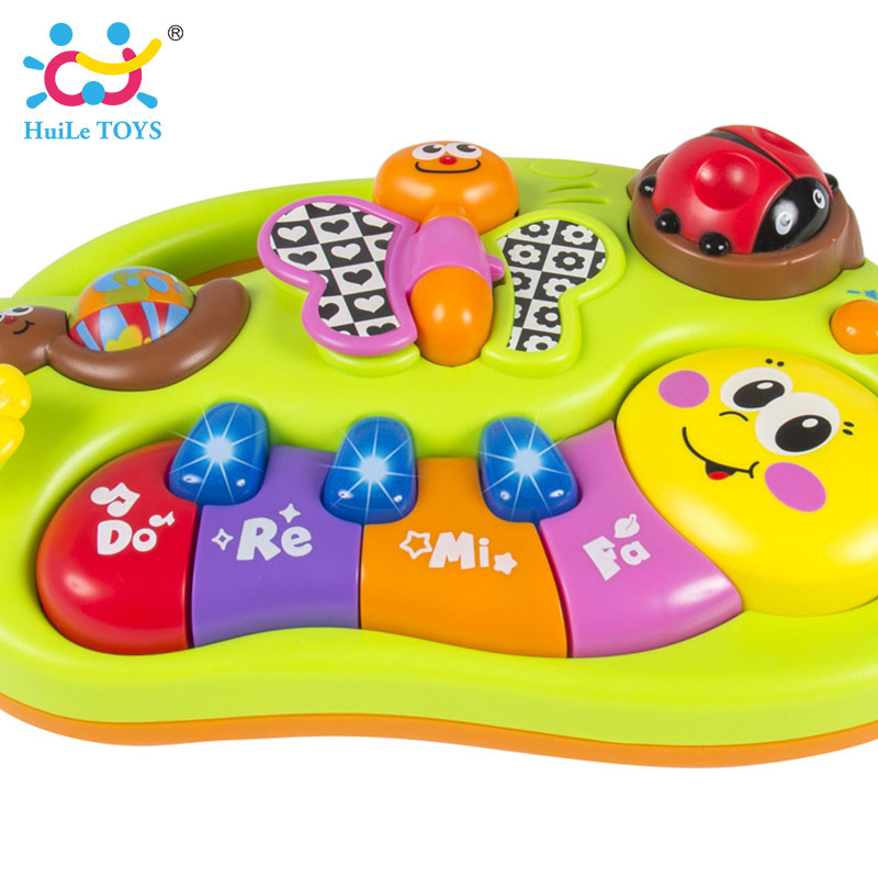 HUILE-TOYS-927-Baby-Toys-Learning-Machine-Toy-with-Lights-Music-Learning-Stories-Toy-Musical-Instrument-for-Toddler-6-month-2