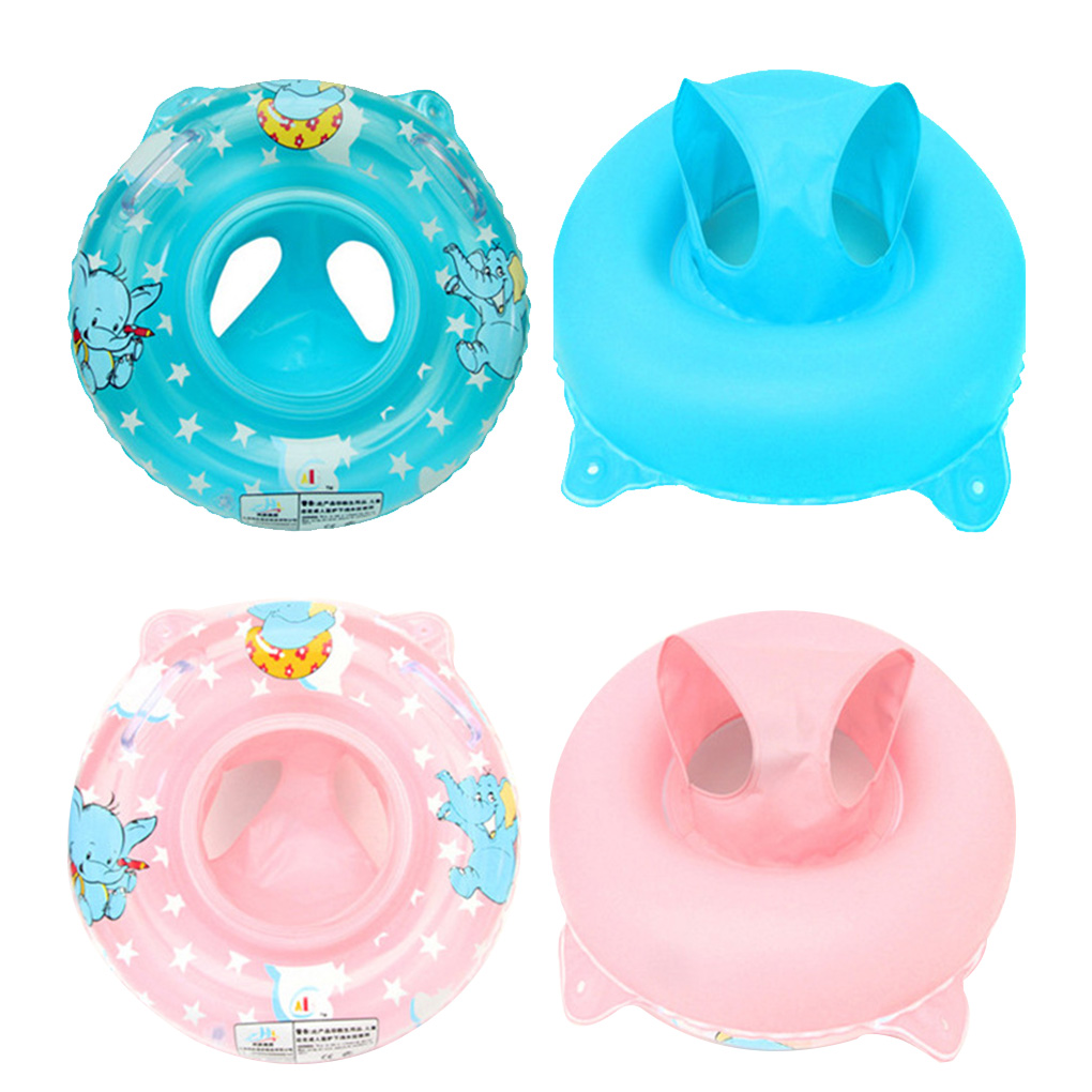 New Safety Baby Thicken Inflatable Swimming Ring Infant Swim Circle Toddler Float Seat Trainer For Newborn Baby