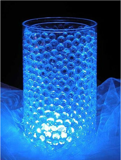 10pcs LED Lights for Party, Submersible LED Tealights LED Party Lights for Wedding Hookah Shisha Bong Paper Lamp Decoration