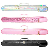 75cm creative gifts for girl lady kid professional portable beautiful flute bag case soft gig padded cover box backpack shoulder
