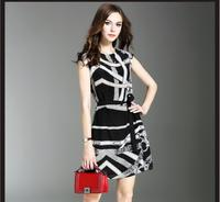 Чистый шелк Платья для женщин Для женщин модные элегантные платье натуральный Ткань Лидер продаж Бесплатная доставка