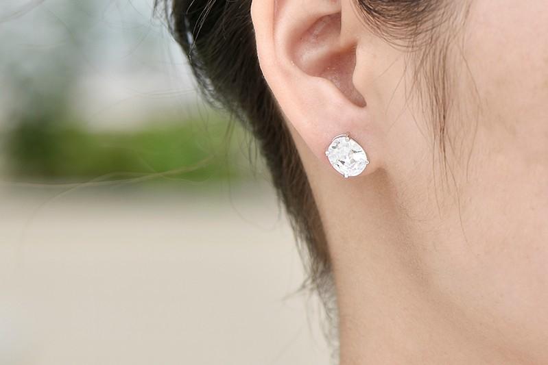 earings silver sterling 925 butterfly NE79200E (3)