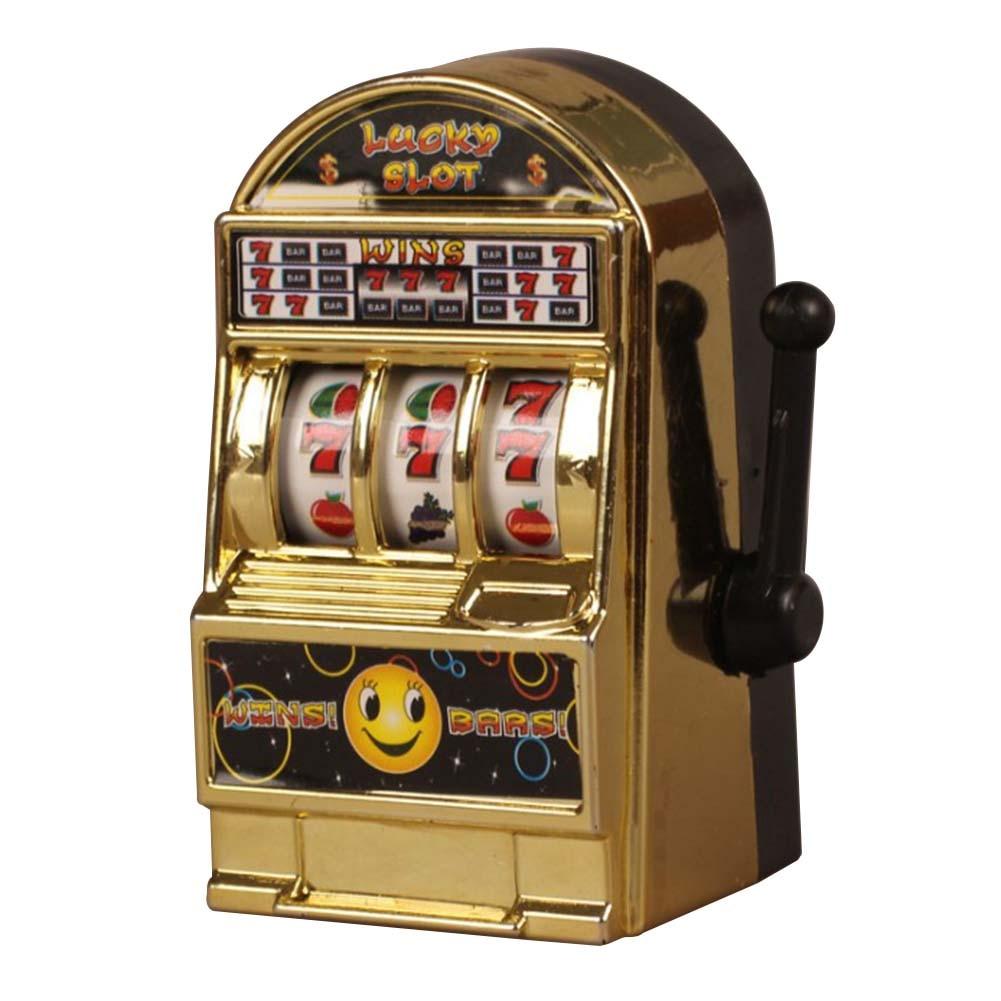 New Children S Slot Machine Mini Toy Lucky Jackpot For Fun Birthday Gift Kids Safe New Style Healthy Design