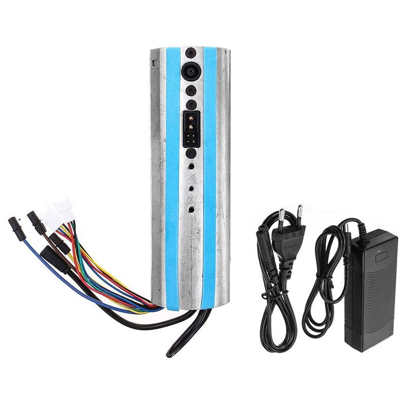 Scooter électrique activé Bluetooth tableau de bord carte mère contrôleur et chargeur pour Ninebot Es1 Es2 Es3 Es4, Eu P