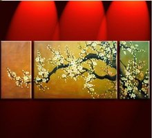 hot saling Free shipping Art handmade abstract oil painting on canvas modern 100%  4 panels portrait art