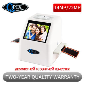 "126KPK Portable 35mm with 2.4 ""LCD Negative Slide Scanner Film"