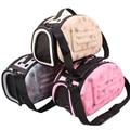 Storage Folding Pet Bags Pet Carrier Small Dog Carrier Bag Cat Fanshional Design Externide Bag Cat Pack Dog