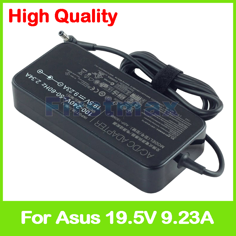 19.5V 9.23A laptop charger N180W-02 ADP-180MB K AC power adapter for Asus ROG G750JW G750JX GX700VO 19v 9 5a 180w adapter adp 180hb b for msi gt60 gt70 power charger for asus g55vw g75vw g75vx g750 g750jw g750jx