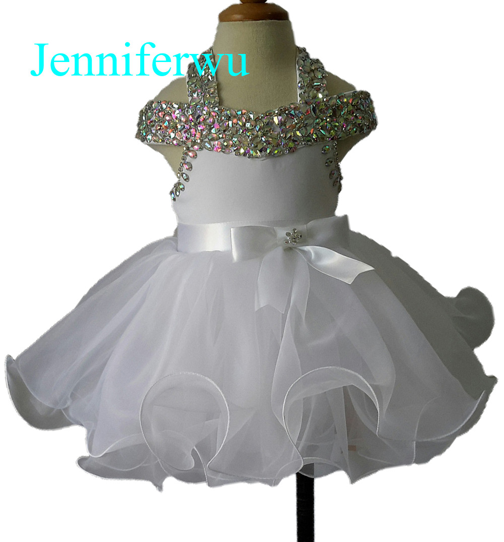 15 color available  baby girl party dress  pageant girl clothes children baby dresses  1T-6T G081D 15color available stone beaded baby girl clothes baby pageant dress girl party dresses flower girl dresses 1t 6t g079