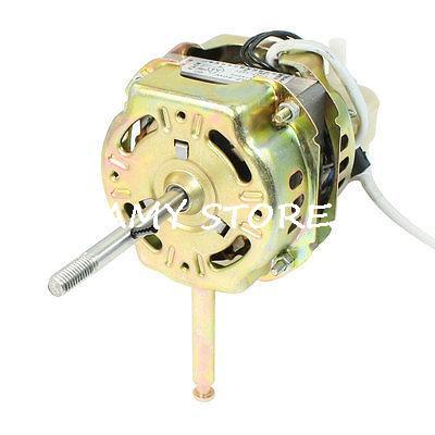 цена на Single Phase Exhaust Desk Fan Ventilator Motor 220VAC 0.2A 50W