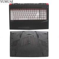NEW laptop case cover for MSI GL63 Palmrest COVER/Laptop Bottom Base Case Cover