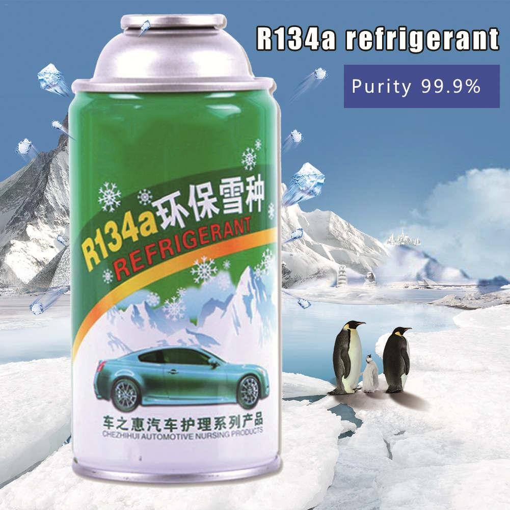 Automotive Air Conditioning Refrigerant Cooling Agent R 134A Environmentally Friendly Refrigerator Water Filter Replacement|  - title=