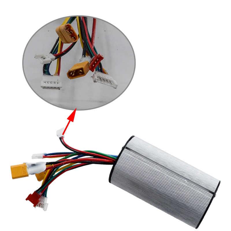 5.5 インチスクーターの交換部品を修理スクータースケートボード工場出荷時の価格 5.5 インチリアフェンダーホイールコントローラ