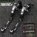 Voor Triumph TIGER 800/XC 2011 2012 2013 2014 Verstelbare Inklapbare Uitschuifbare Rem Koppelingshendel