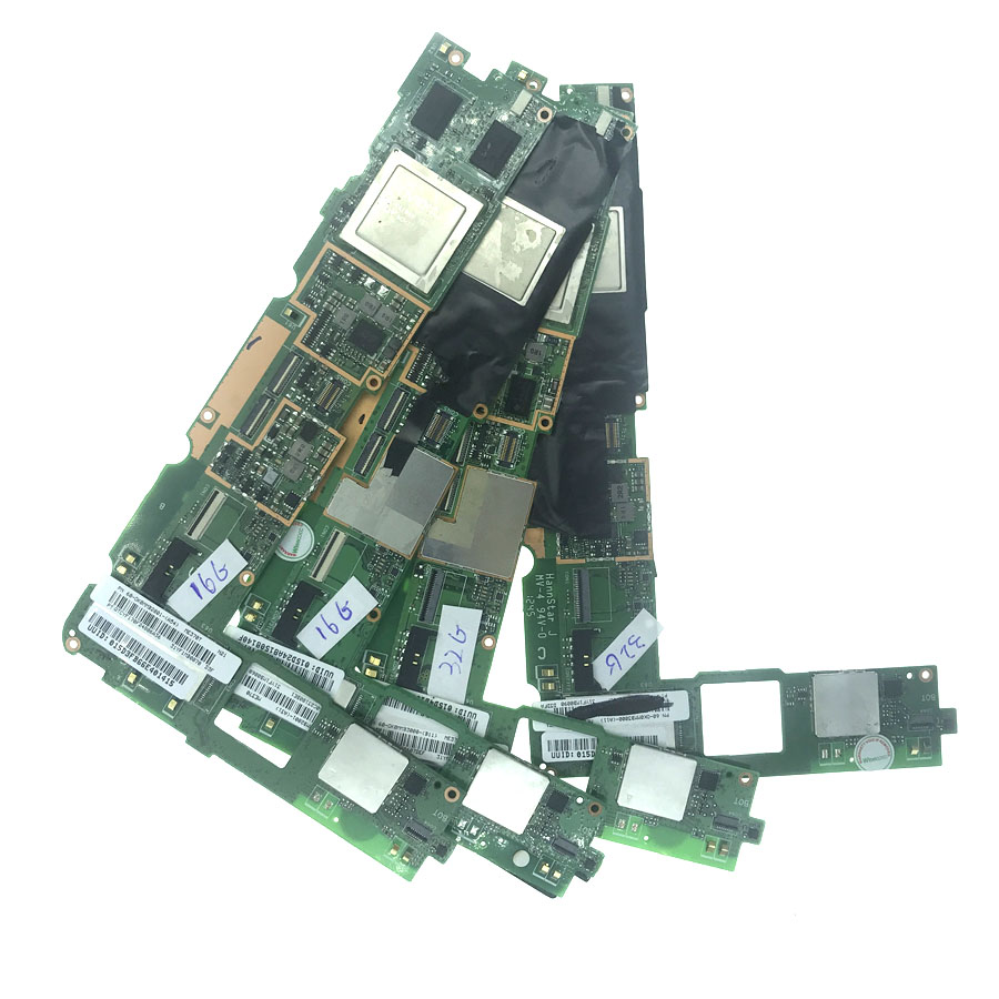 In Stock 100% Test Working For ASUS Google nexus 7 1st ME370T 2012 WIFI 16G version Motherboard Logic Board + multiple languages