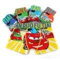 O envio gratuito de atacado 5 pcs fibra de leite dos desenhos animados cuecas boxer cuecas meninos crianças para roupas íntimas crianças a preço de fábrica