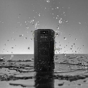 "Blackview BV9500 4 ГБ + 64 ГБ 5,7 ""FHD 189 MT6763T Восьмиядерный Водонепроницаемый смартфон 16.0MP Камера 10000 мАч батарея Беспроводной зарядки"
