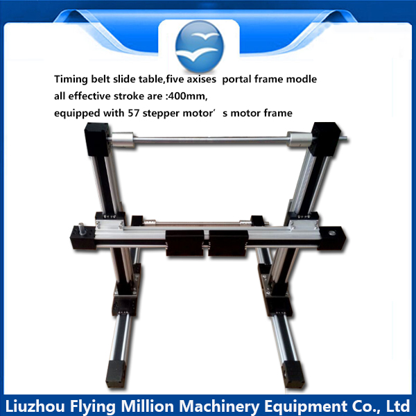 Factory direct sale guide slider high-speed synchronous belt linear module, linear slide unit 5 axis mmf400s170u [west] genuine factory direct power diode module