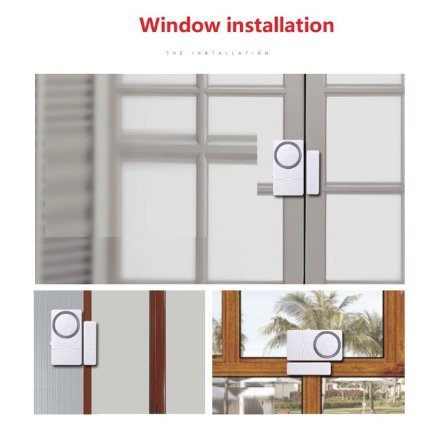 Online Shop Darho Indooroutdoor Sensors Wireless Home Doorwindow