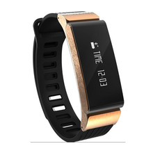 Motion Tracker W6 0.84 LCD IP67 waterproof  Bluetooth 4.1 Smart health sport Bracelet for Android IOS