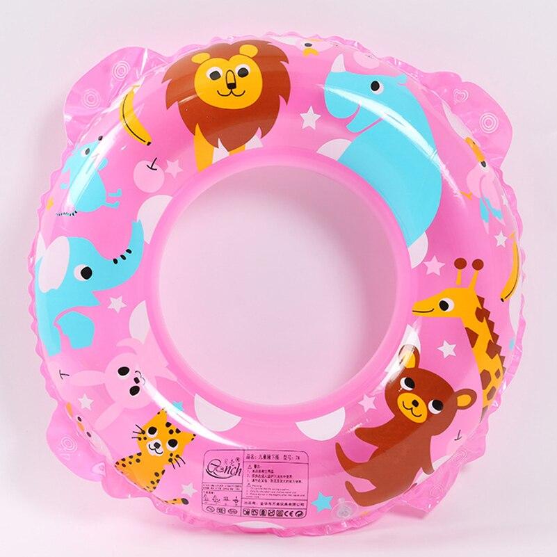 Kids Inflatable Swimming Rings Childrens Pool Float Print Strawberry Swim Rings Pool Tube Toys Kids Buoy Swimming Summer Fun