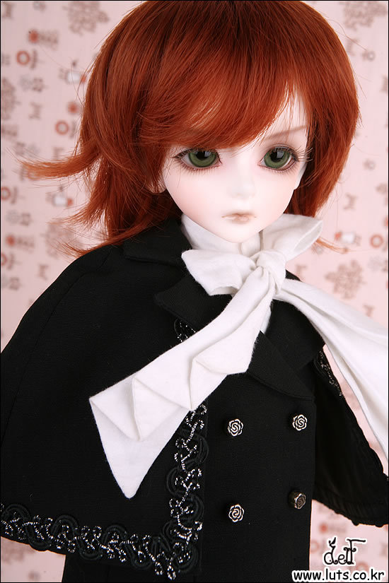 1/4 scale 41cm  BJD nude doll DIY Make up,Dress up SD doll. Kid Delf Boy BORY (Real Skin White) .not included Apparel and wig 1 4 scale bjd lovely cute bjd sd human body kid serin