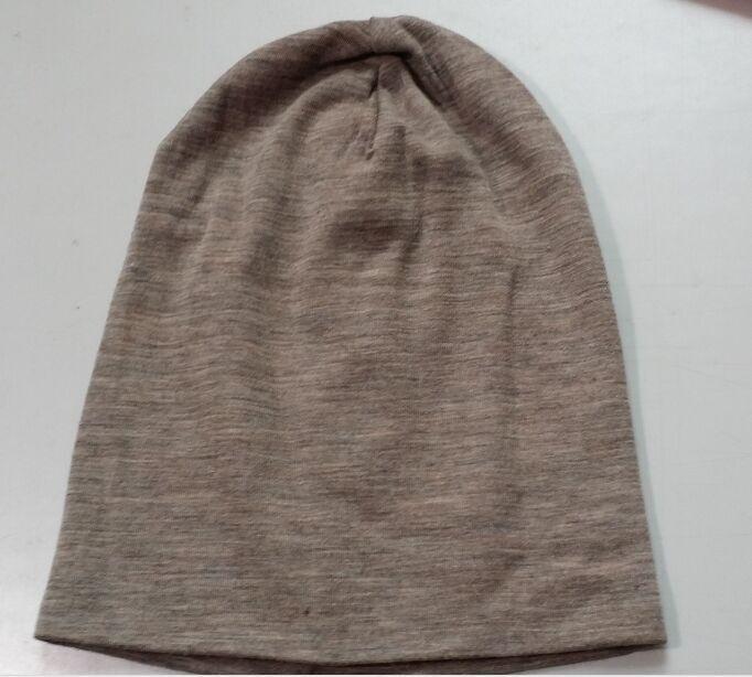 Image 2 - Men Women 100% super fine Merino wool Beanie hat running Running riding winter thermals fleece cap knit Sports Warm cosy wool-in Men's Skullies & Beanies from Apparel Accessories