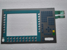 6AV7811-0bb11-1AC0 PC 877 12″ Key Membrane Keypad for HMI Panel repair~do it yourself,New & Have in stock