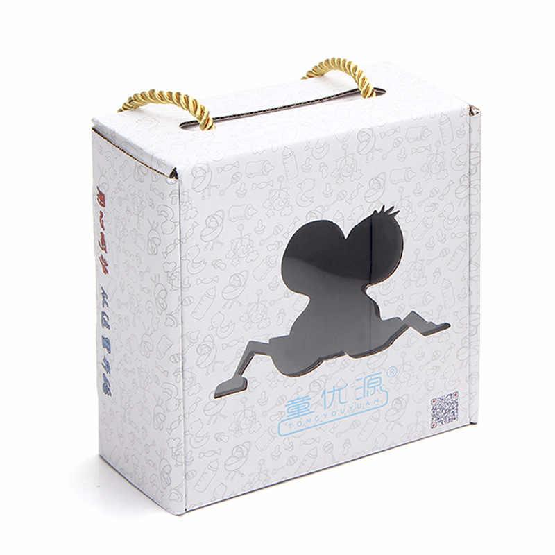 Baby Schoenen Dozen Mode mooie Gift Voor Kinderen Meisjes Jongens Peuter Pasgeboren Schoenen Doos Geschenken Vrienden Baby Babe Eerste Wandelaar