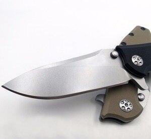Image 2 - JSSQ cuchillo plegable con rodamiento de bolas, hoja ELMAX, Flipper, Navajas de bolsillo táctico, caza, supervivencia, EDC, herramientas al aire libre, OEM