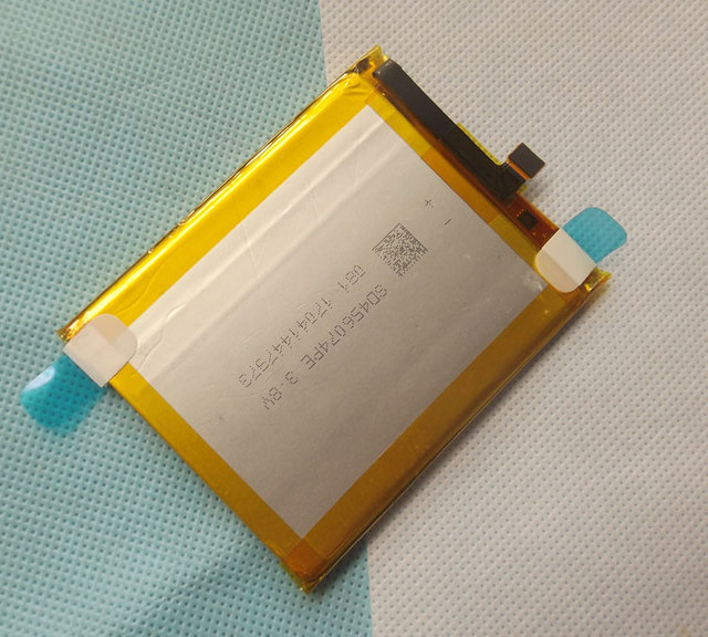 100% Original vernee apollo Lite Battery 3100mAh For 5.5inch VERNEE Thor Smart Phone FREE SHIPPING with Tracking Number