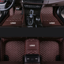 Xe Ô Tô Tin Thảm Lót Sàn Ô Tô Cho Xe Audi A5 Sportback A3 A4 B8 Avant Q7 2007 A6 C5 A5 Q5 Q3 TT Phụ Kiện Thảm Thảm Sàn Lót
