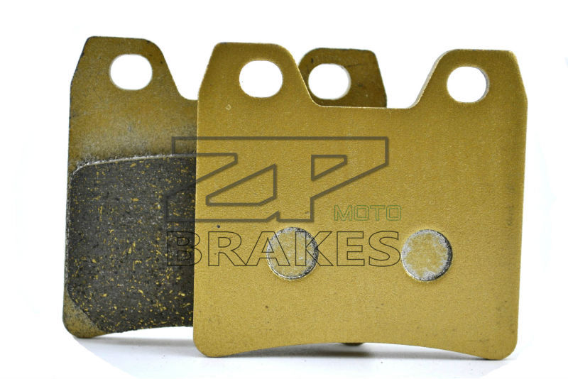 Brake Pads Organic For Rear YAMAHA XJR 1300 2002-2014 OEM New ZPMOTO High Quality motorcycle brake pads ceramic composite for triumph 800 tiger 2011 2014 front rear oem new high quality zpmoto