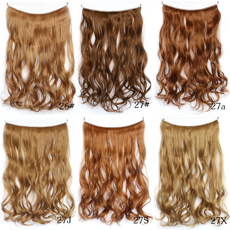 17inch hair no clip hair curtain extension natural wave invisible 17inch hair no clip hair curtain extension natural wave invisible synthetic fish hair extension free shipping on aliexpress alibaba group pmusecretfo Choice Image