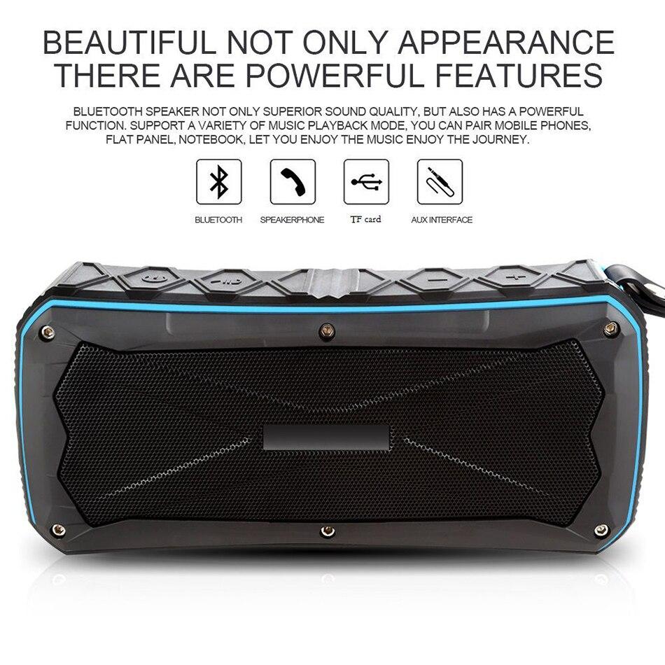 S610 portátil bluetooth alto-falante sem fio subwoofer