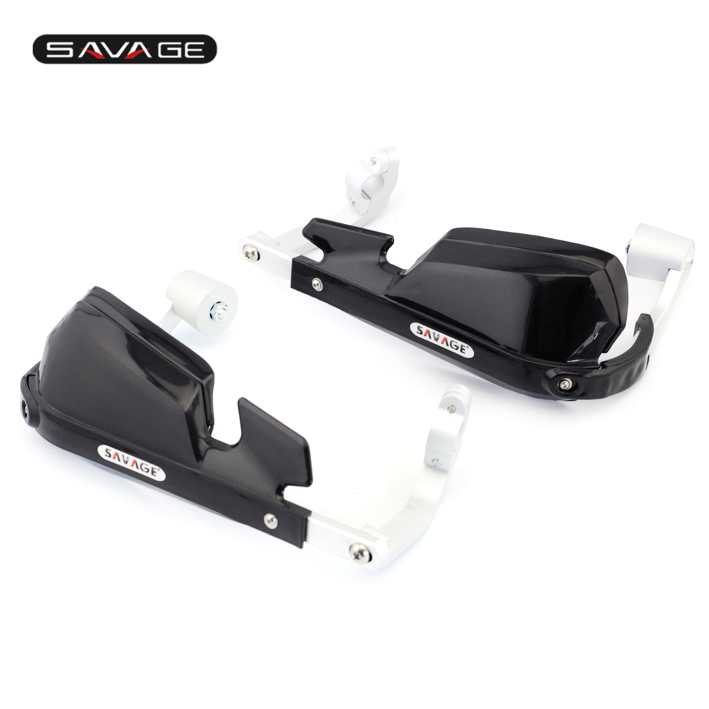Black Handlebar Handguards Hand Guard For BMW R1200GS LC/ R1200 GS LC ADV 2014-2018 15 16 17 Motorcycle Accessories Protector цена