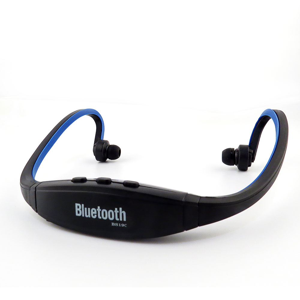 portable wireless headphone bluetooth sport ear hook with. Black Bedroom Furniture Sets. Home Design Ideas