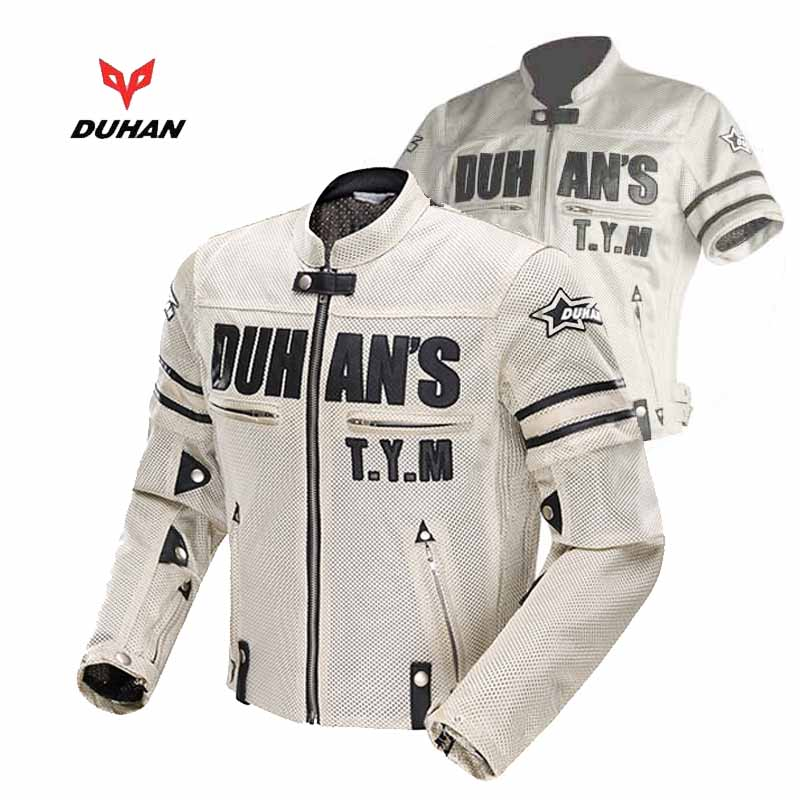 2018 Summer breathable mesh motorcycle jacket DUHAN professional Moto racing jackets motorcycle riding clothe size M L XL XXL duhan moto gp motorcycle repsol racing leather jacket vs02 orange blue m l xl xxl 3xl good pu leahter made high quality fast