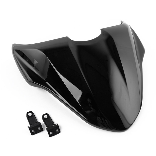 For 2014-2017 Ducati Monster 821 Motorcycle ABS Rear Tail Pillion Passenger Hard Seat Cover Cowl Fairing Frame Set 2015 2016
