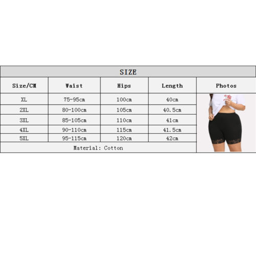 5fe928fe8 Aliexpress.com : Buy Women Girl Hot Leggings Lady Sexy Lace Safe Seamless  Short Leggings Black from Reliable Leggings suppliers on blonde Store