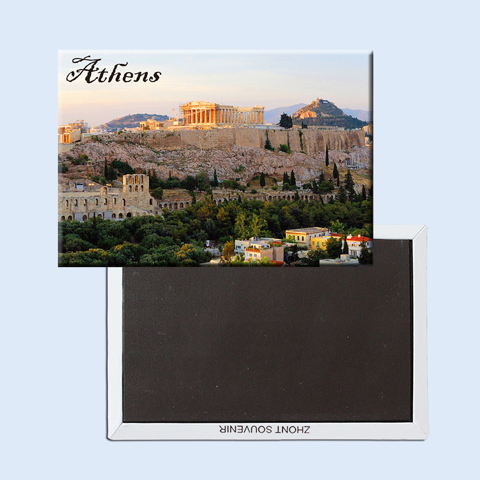 Athens Fridge Magnets 21642