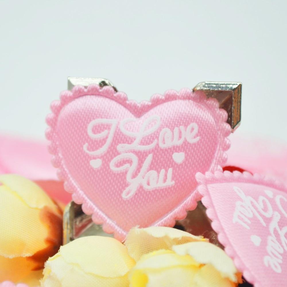 100pcs/lot Purple Love Heart Wedding Decoration Flower Petals ...