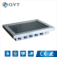 Wholesale 800 600 Resistive Touch Screen 32g Ssd Industrial Fanless 12 Inch IP66 IP67 Waterproof Panel