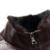 Gours Invierno Para Hombre Chaquetas de Cuero Genuino Marca de Ropa Chaqueta De Visón y Abrigo de piel de Oveja de Oro 2016 de la Nueva Llegada Más El Tamaño 4XL