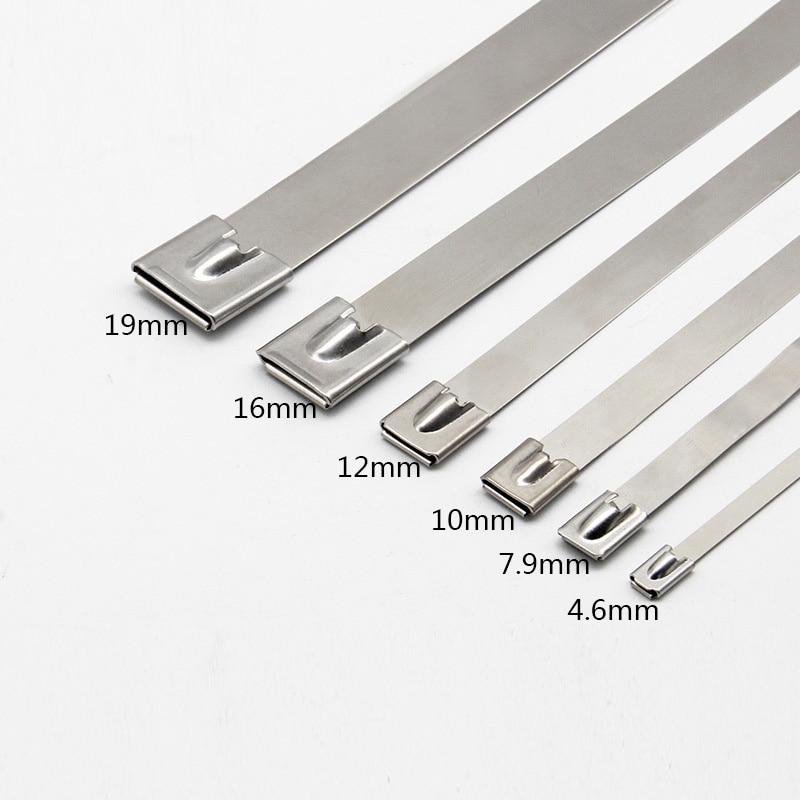 Wire Ties   10pcs Zip Tie Lock Release Wire Ties Wraps Sujetar Cables Wrap