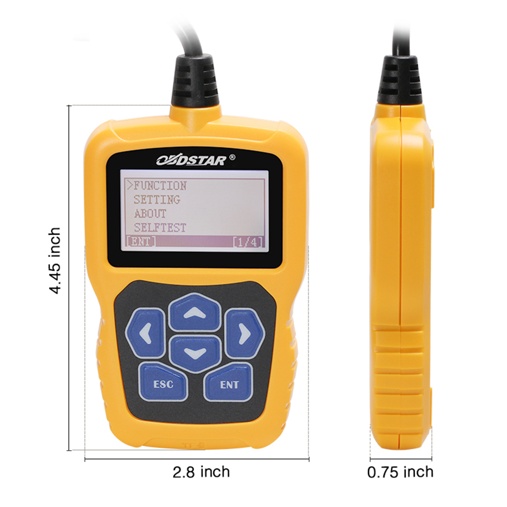 Image 4 - Original OBDSTAR J C calculating pin code Immobilizer tool One Key free Upgrade online No need to buy tokens diagnostic tool on